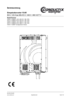 Einspeisekonverter 16 kW - 80 A / 125 A bei 400-415 V / 440 V / 480 V/277 V