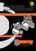 Leitungswagensysteme für C-Schienen Programm 0230EX