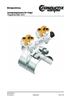Leitungswagensysteme für I-Träger Programm 0365 / 0370 / 0375