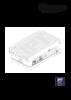 750 W 27 V Flachabnehmer - CQF 04/2 + Interface M12