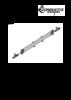 Positioniermodul - Schleifleitungsprogramm 0832, C-Schiene, Konsole, ProShell