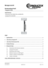 Positionierband-Profil Programm 0815