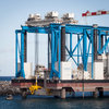 World's Largest Offshore Overhead Gantry Crane