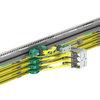ProfiDAT®compact nabízí 3 funkcionality v jednom: Zpracovává zabezpečený přenos dat, slouží jako ochranný zemnící vodič a lze jej rozšířit o optický poziční systém.
