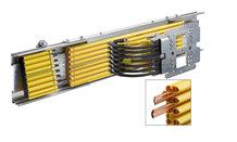 """Multipole Conductor Rail """"EcoClickLine 0832"""""""