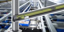 Die zweipolige, kompakte Kleinschleifleitung MultiLine 0835 wird Conductix-Wampfler u.a. auf der LogiMAT 2015 präsentieren. Sie ermöglicht die einfache Montage in die Fahrprofile von Shuttle-Systemen.